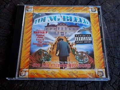 Young Bleed My Balls My Word No Limit Records Cd Master P All