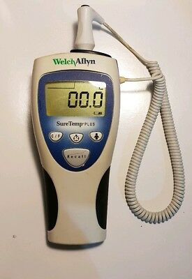 Welch Allyn Sure Temp Plus Thermometer 692