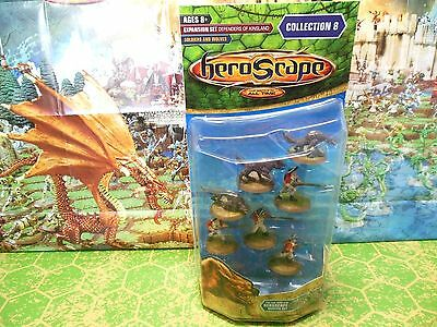 Heroscape Soldiers and Wolves NIB from Wave 8 Defenders of Kinsland