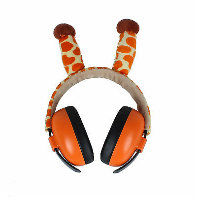 Baby Noiseproof Ear Muffs Noise Hearing Protection Sleeping Childs Plane Earmuff