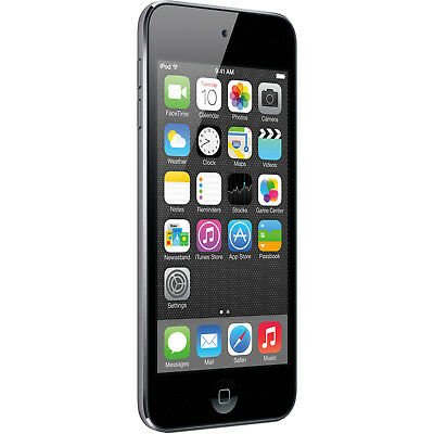 *New* Apple iPod touch 5th Generation Space Gray (16 GB)