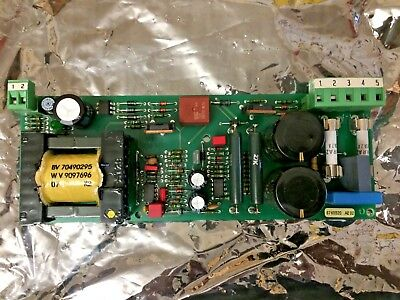 Aeg 6765520 Ae02 Ups Power Supply Card (Lc:ey05) 6765520Ae02 Pcb