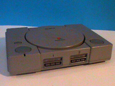 Sony Playstation 1 One PS1 Gray Console ONLY- SCPH-7501 Tested FAST SHIPPING PSX