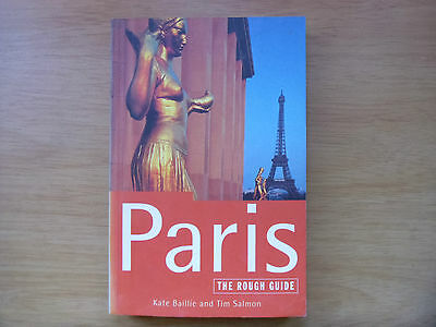 Paris: The Rough Guide (Paperback 1997) Top Travel Guide: AS NEW