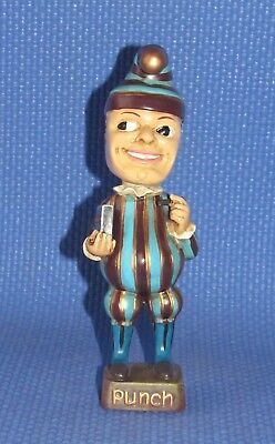 Punch Cigars Bobble Head- Court Jester Advertising Figure- Promotional