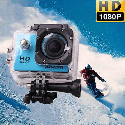SJ4000 Mini DV Sport Action Camcorder 1080P Full HD Video Camera 12MP Waterproof
