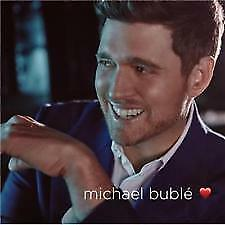 MICHAEL BUBLE love (Deluxe Edition - 2 Extra Tracks )  CD BRAND NEW SEALED