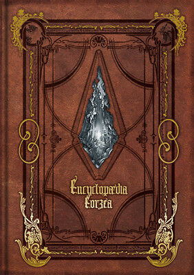 Encyclopaedia Eorzea The World of FINAL FANTASY XIV Book English Ver. Vol.1