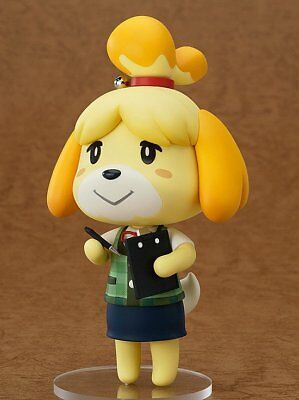 Nendoroid Animal Crossing: New Leaf Isabelle (Re-Run) Figure Preorder
