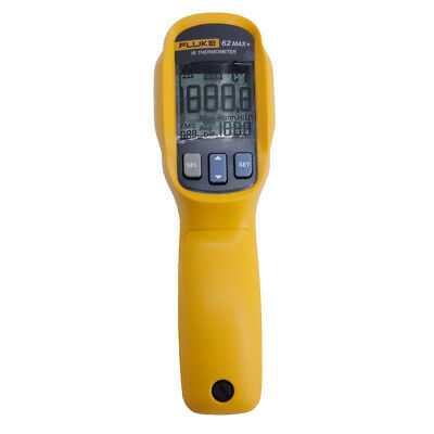 FLUKE 62 MAX PLUS IR Infrared Thermometer - Thermal Temperature Reader -  NEW!!