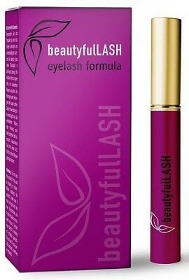 NutraCosmetic Beautyfullash Wimpernserum Wimpernverlängerung 3ml