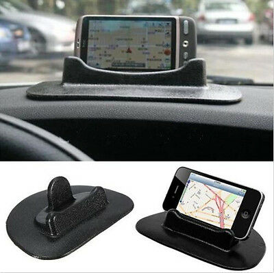 Car Universal Dashboard Anti Slip Pad Desk Holder Mount Stand For Phone GPS