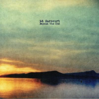 Ed Harcourt - Beyond The End VINYL LP