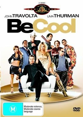 Be Cool (DVD, 2005) very good condition