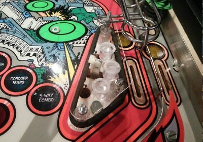 ATTACK from MARS Pinball Slingshot Flasher Light mod Kit