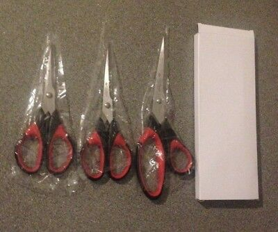 Set Of High Quality Sharp Dressmakers Sewing Embroidery Scissors