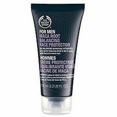 The Body Shop For Men Maca Root Balancing Face Protector 100ml