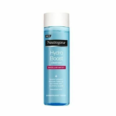 Neutrogena Hydro Boost Cleanser Micellar Water 200ml 1 2 3 6 12 Packs