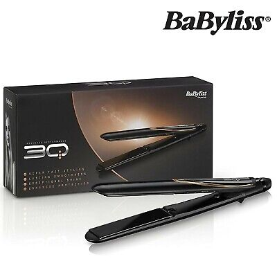 BaByliss 2561U 3Q Ceramic Hair Straighteners Ultimate Performance Fast Heat Up