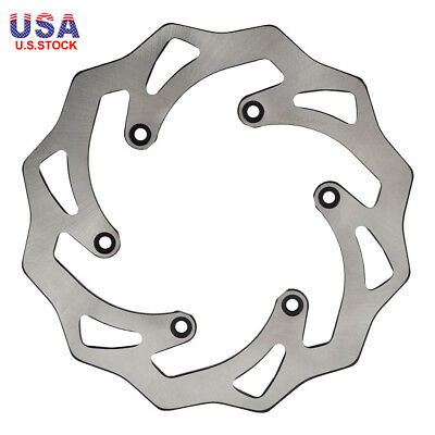 220mm Brake Disc Disk Rear for KTM EXC EXC-F SX-F XC XCW SMR 125 250 350 450 500