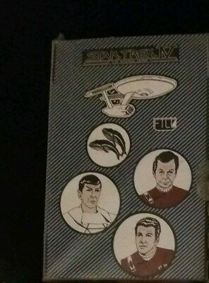 Star Trek iv Full Box Of Trading Cards