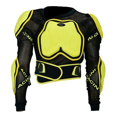 Adult Motocross Body Armour Bikequad Protective Enduro Bionic Quad Jacket