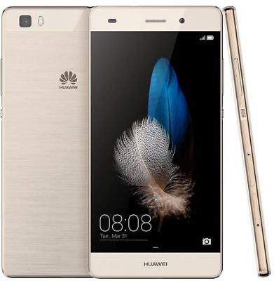 Huawei P8 Lite 4G LTE 5 Inch 13MP 2GB RAM Unlocked Android 6.0 Smartphone *16GB*