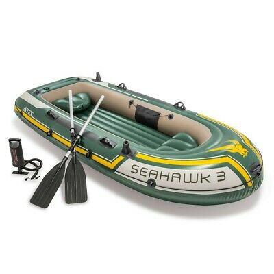 Canot gonflable Intex 68380 Seahawk 3 bateau Gonflable