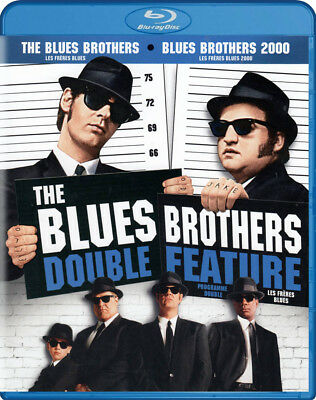 The Blues Brothers / Blues Brothers 2000 (Double Feature) (Blu-Ray) (B (Blu-Ray)