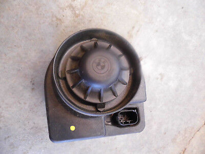 BMW e38 e39 e46 e53 e83 Alarm Siren GENUINE anti-theft warning horn 8368267