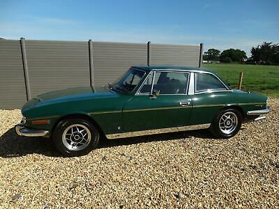 1976 Triumph STAG AUTO AUTOMATIC WITH HARD TOP AND SOFT TOP COUPE PETROL Automat