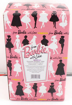 From Barbie with Love 1959 Suburban Shopper Enesco 113751 New from Dealer Stock