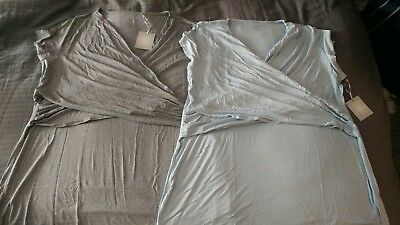 Lot 2 Maternity Nursing Tops Xxl NWT
