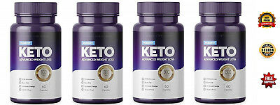 PUREFIT KETO ADVANCED WEIGHT LOSS (4X 60 Capsules) FREE SHIPPING WORLDWIDE