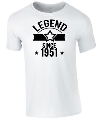 Legend Since 1951 T-Shirt - Born 1951 Men's T-Shirt