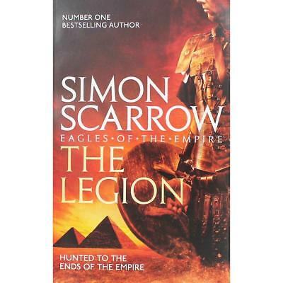 Simon Scarrow - The Legion *NEW*  + FREE P&P