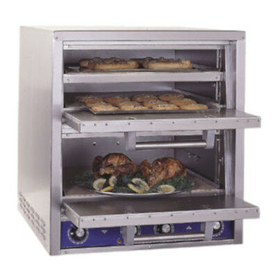 Bakers Pride P46S Electric Countertop Bake and Roast / Pizza Oven
