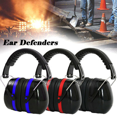 36dB KID Adult Ear Defenders Highest Safety Ear Muffs Shooting Hearing Protector