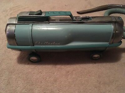 Vintage Electrolux Model Automatic G Vacuum Cleaner Works Made In USA