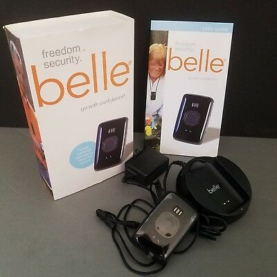 Personal Emergency Response Mobile Life Protect Belle System 24/7 New  #257