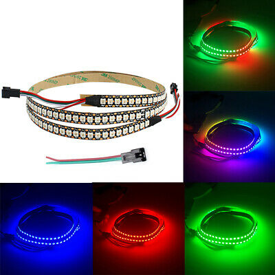 5V WS2812B 5050 RGB 144LED/M LED Strip Lights WS2812 IC Individual Addressable
