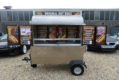 Hot dog trailor/stand
