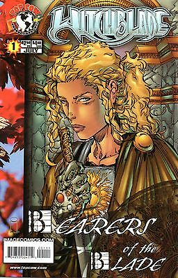 Witchblade: Bearers Of The Blade One-Shot Comic 1  Image Top Cow 2006