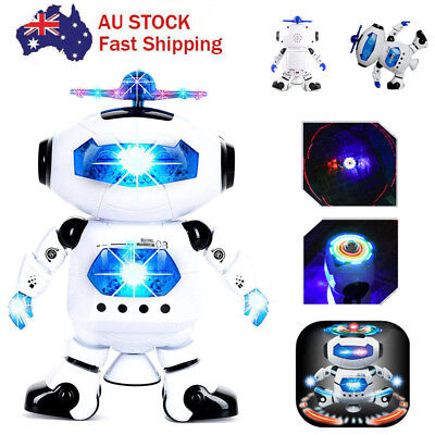 Dancing Robot Toys For Kid Toddler 3 4 5 6 7 8 9 Year Old Age Boy Girl Xmas Gift