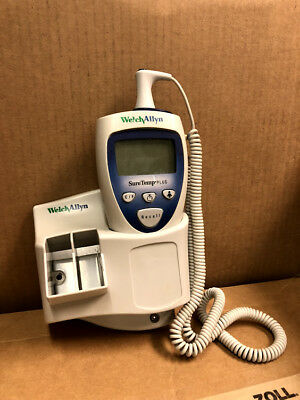 Welch Allyn SureTemp Plus 692 Electronic Thermometer