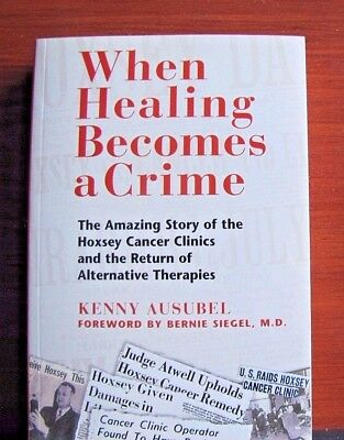 When Healing Becomes a Crime: Hoxsey Cancer Clinics, Alternative Therapies - NEW