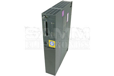 Siemens 6Es7414-4Hj04-0Ab0 Simatic S7-400H, Cpu 414H Central U - Reconditioned