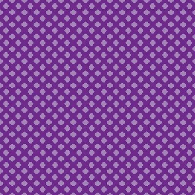 NEW Riley Blake GIRL SCOUT™ TREFOILS C6775-PURPLE (by the Yard )