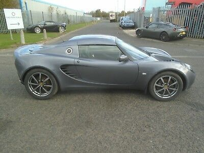 2003 Lotus Elise 111S Stunning Condition Inside And Out