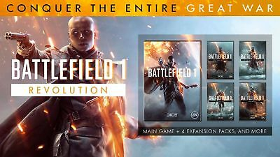 Battlefield 1 Revolution & Battlefield 1943 Xbox One Digital Download